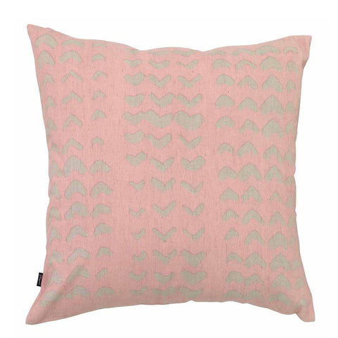 Avon Pink Cushion Cover - Baines Manchester