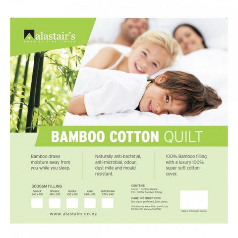Bamboo Quilt - Baines Manchester