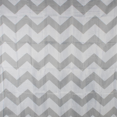 Chevron Shower Curtain - Baines Manchester