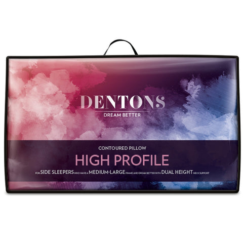 Dentons High Profile Pillow - Baines Manchester