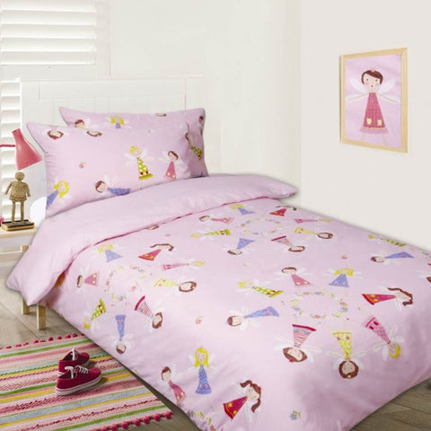 Fairy Rings Quilt Cover Set - Baines Manchester