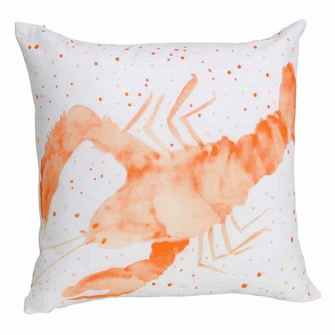 Lobster Cushion Cover - Baines Manchester