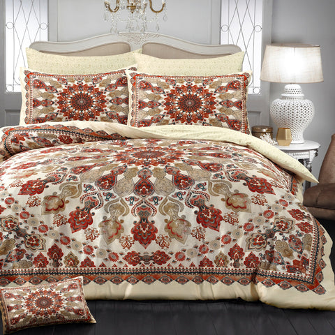 Medallion Quilt Cover Set