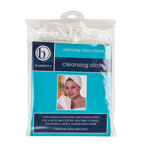 Microfibre Face Cleansing Cloth - Baines Manchester