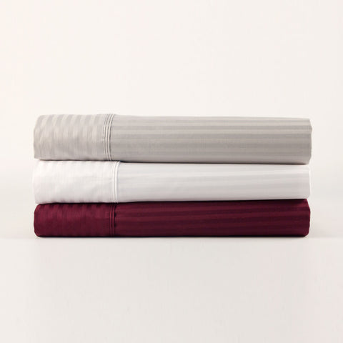 PIMA Cotton Sateen Sheet Set 1000TC - Baines Manchester