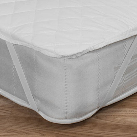 Strapped Mattress Protector - Baines Manchester
