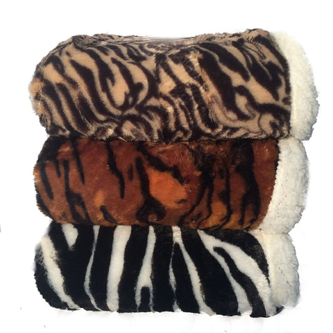 Wildside Animal Print Throw Rug