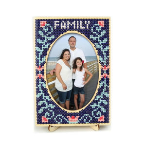Cross Stitch Style - Make Your Own Cross Stitch Frame