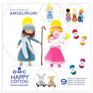 Happy Cotton Amigurumi Pattern Books