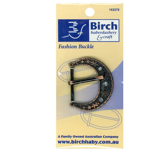 Birch Fashion Buckle 25MM