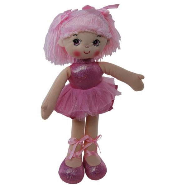Ballerina Doll in Pink - Choice of Miss Emma or Jo 35cm