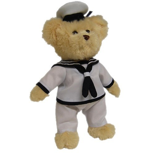 Tic Toc Teddies Sailor Skip 30cm