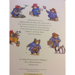 The Paddington Treasury for the Very Young by Michael Bond with illustrations by R.W.Alley