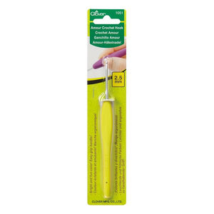 Clover Amour Crochet Hook 2.5mm (1051)