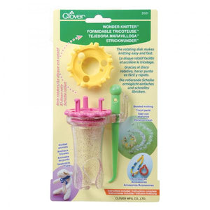 Clover Wonder Knitter - buy from J G Creations (Australia)