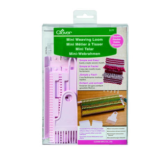 Clover Mini Weaving Loom Double 3177