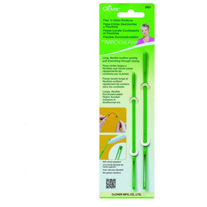 Clover Flex n Glide Bodkin 9581 - buy from J G Creations (Australia)