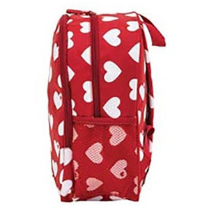 Britt Backpack Heart Design - buy from J G Creations (Australia)