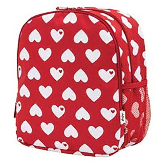 Britt Backpack Heart Design