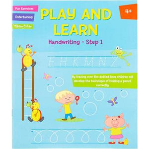 Play and Learn - Handwriting - Step 1
