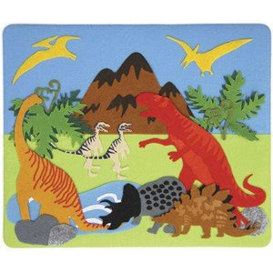 Felt Creations Farm, Pirates or Dinosaurs Theme Felt Boards