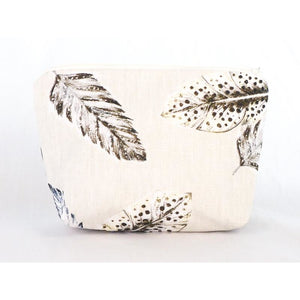 The Feathers Pouch - Handmade
