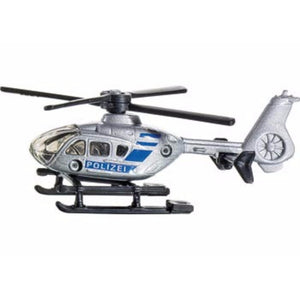 Siku - Police or Ambulance Helicopter - buy from J G Creations (Australia)