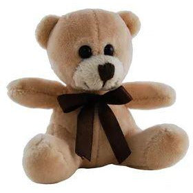 Bear Timmy - 9cm with Bow - buy from J G Creations (Australia)