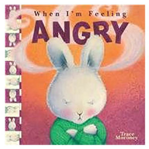 When  I Am Feeling Books - Trace Moroney - Hardback Books - buy from J G Creations (Australia)