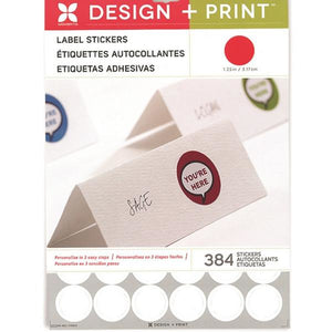 American Traditional Designs Stickers Small Circle - Design & Print