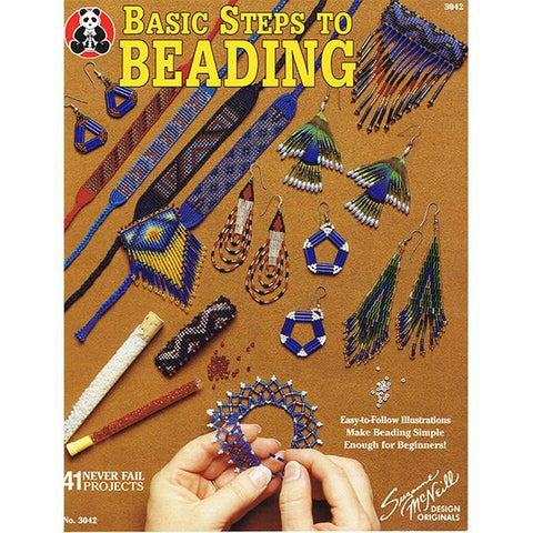Basic Steps to Beading - Paperback Book