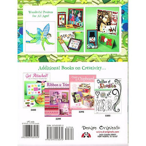 Big Bad Brads - Scrapbooks, Cards, PaperCrafts- Paperback Book - buy from J G Creations (Australia)
