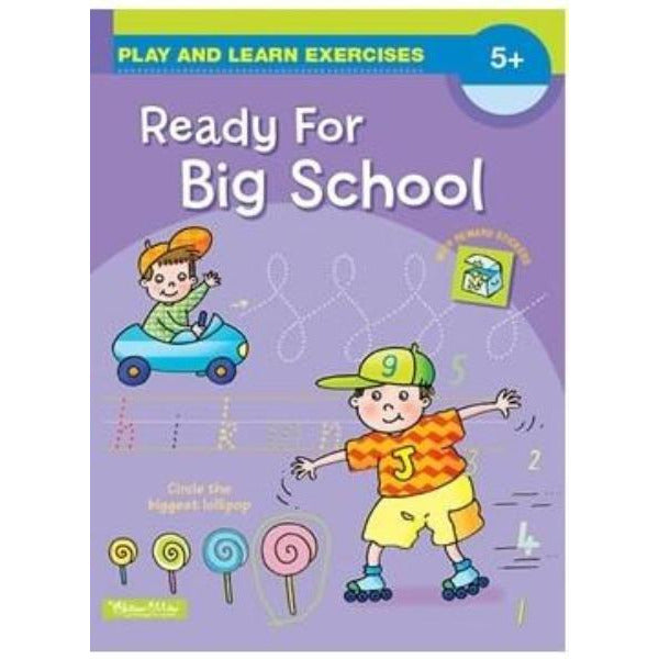 Play and Learn Exercises - Ready for Big School