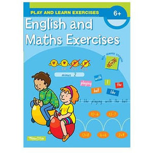 English and Maths Exercises - buy from J G Creations (Australia)