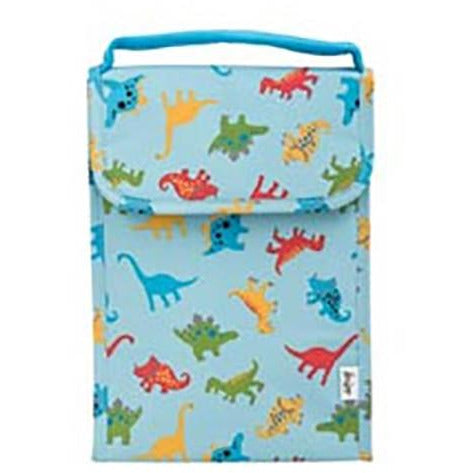 Britt Lunch Bag - Dinosaur
