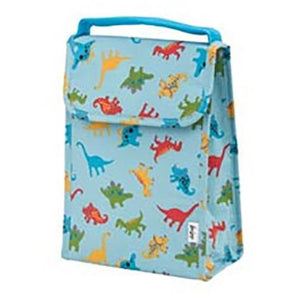 Britt Lunch Bag - Dinosaur - buy from J G Creations (Australia)