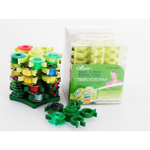 Clover Stack N Store Bobbin Tower - buy from J G Creations (Australia)