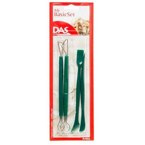 Das Basic Modelling Tool Set of 4