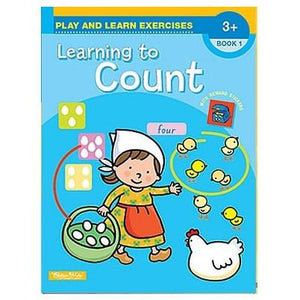 Play and Learn - Learning to Count Exercises