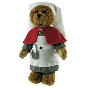 WW1 Florence Nurse Bear - Elka - buy from J G Creations (Australia)