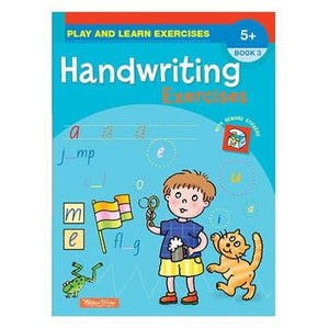 Play & Learn Exercises - Handwriting Exercises Workbooks