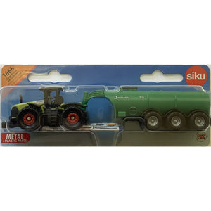 Vaccum Tanker - Tractors with Cargo - buy from J G Creations (Australia)