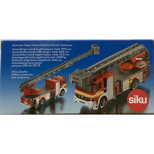 Fire Engine1:87 SIKU 1841