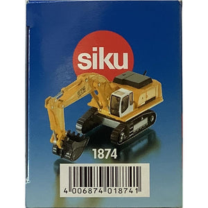Liebherr Hydraulic Excavator - SIKU 1874 - buy from J G Creations (Australia)