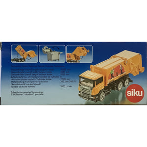 Refuse Truck/Lorry SIKU 1890 - buy from J G Creations (Australia)