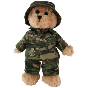 Bear Jack Operations Army 30cm - buy from J G Creations (Australia)