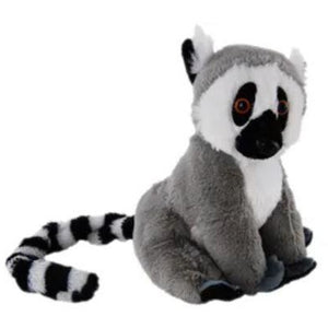 Lemur 20cm Stuffed Animal with Hanging Tail - buy from J G Creations (Australia)
