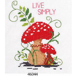 "My 1st Stitch - Counted Cross Stitch Kits  5"" x 7"""
