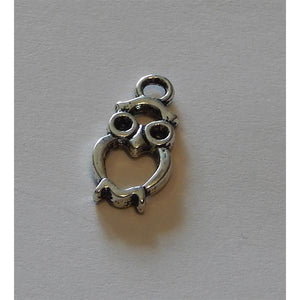 Charms - Silver Toned Bird Themes - buy from J G Creations (Australia)