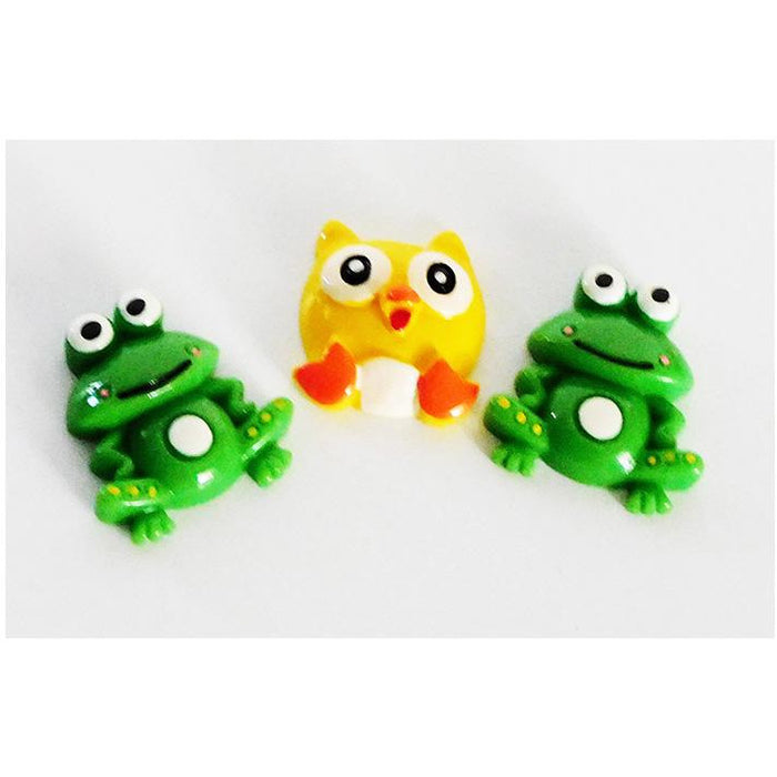 Owls and Frogs - Resin for Craft Projects